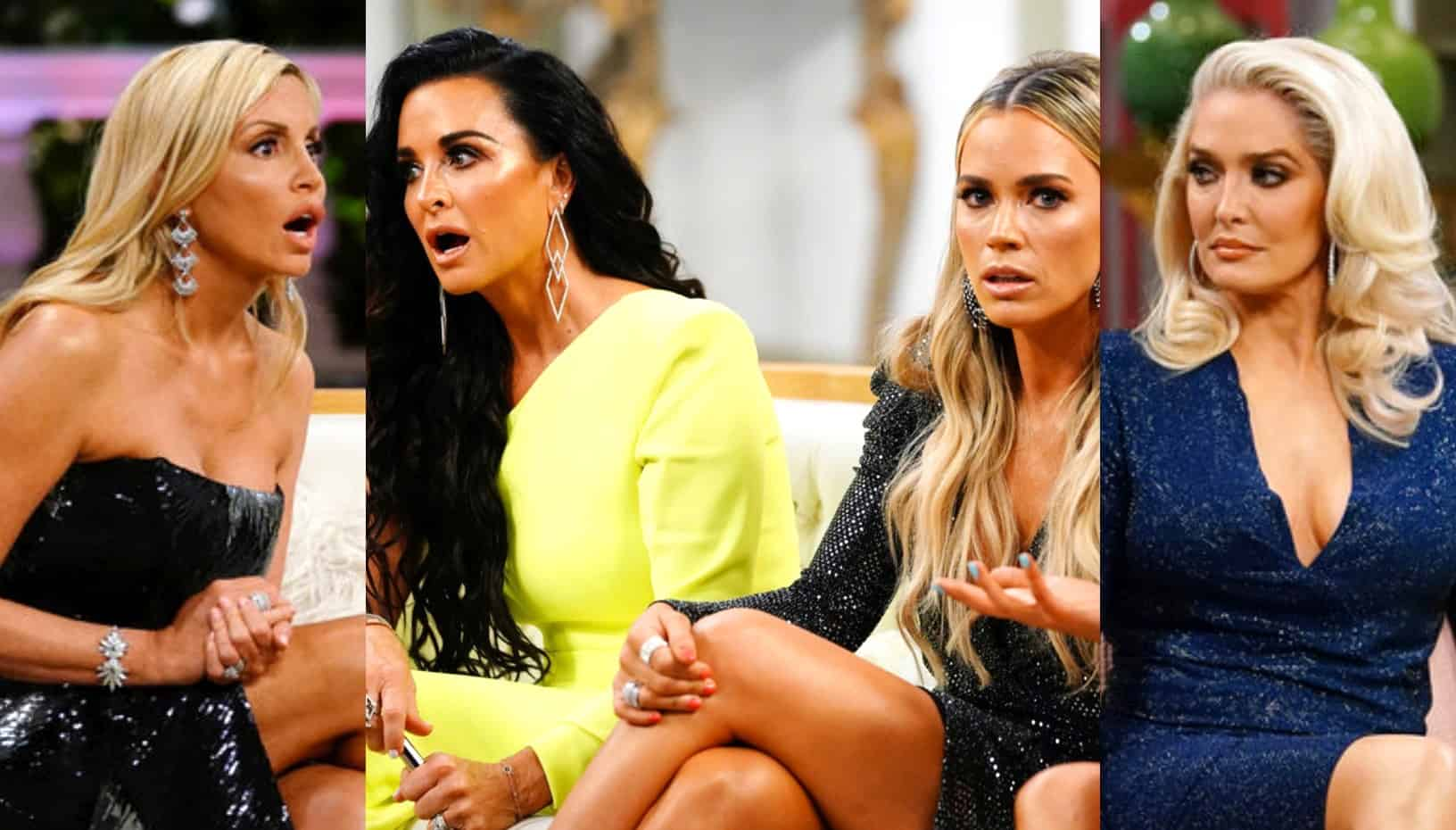 The RHOBH Reunion Part 2 Recap: Kyle and Erika Address Lawsuits Against Husbands as Camille Believes the Reunion is a Set-Up