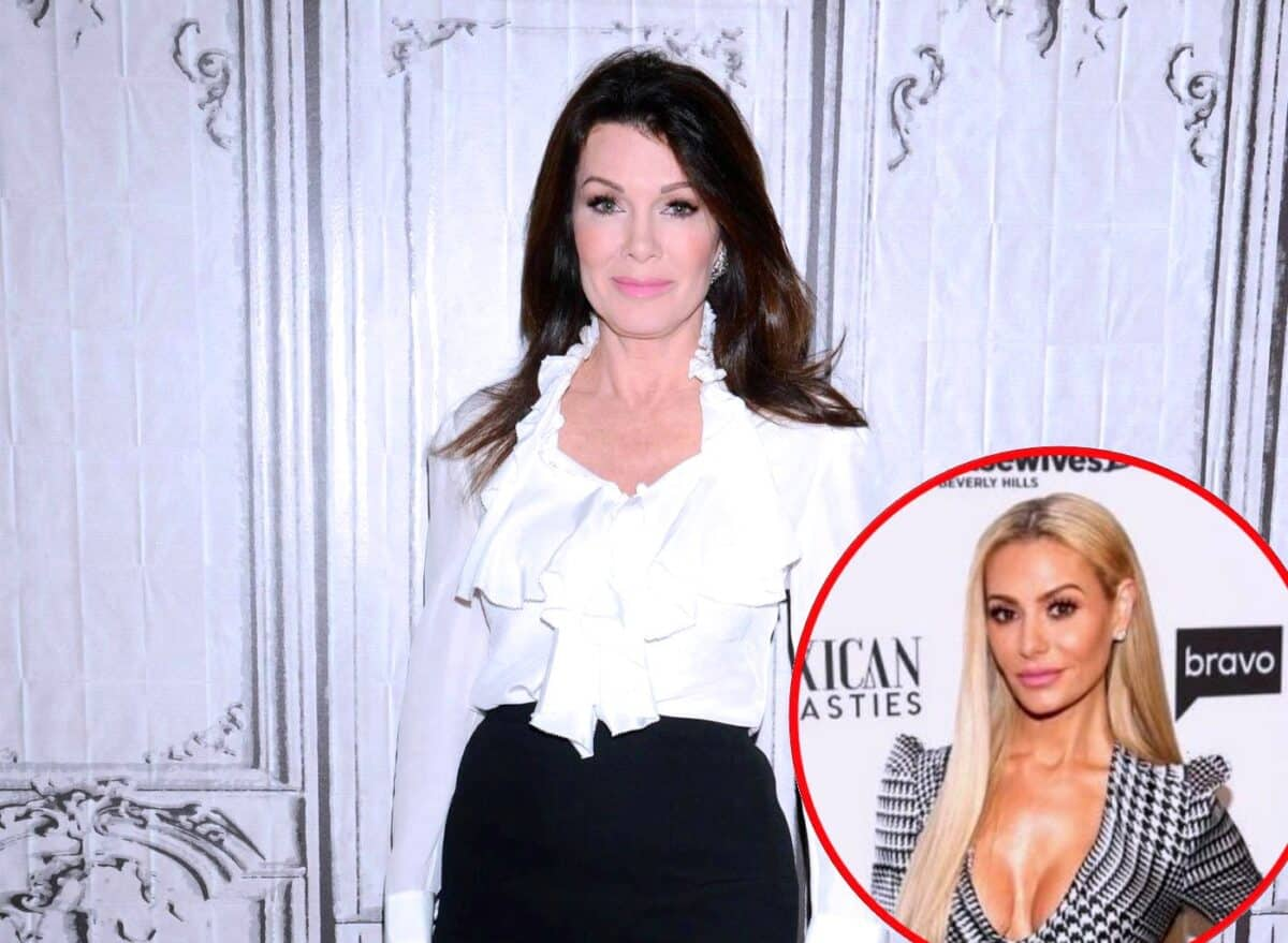 Lisa Vanderpump Reacts to Dorit Kemsley Calling Her a 'Coward' for Failing to Attend RHOBH Reunion and Teases New Spinoff
