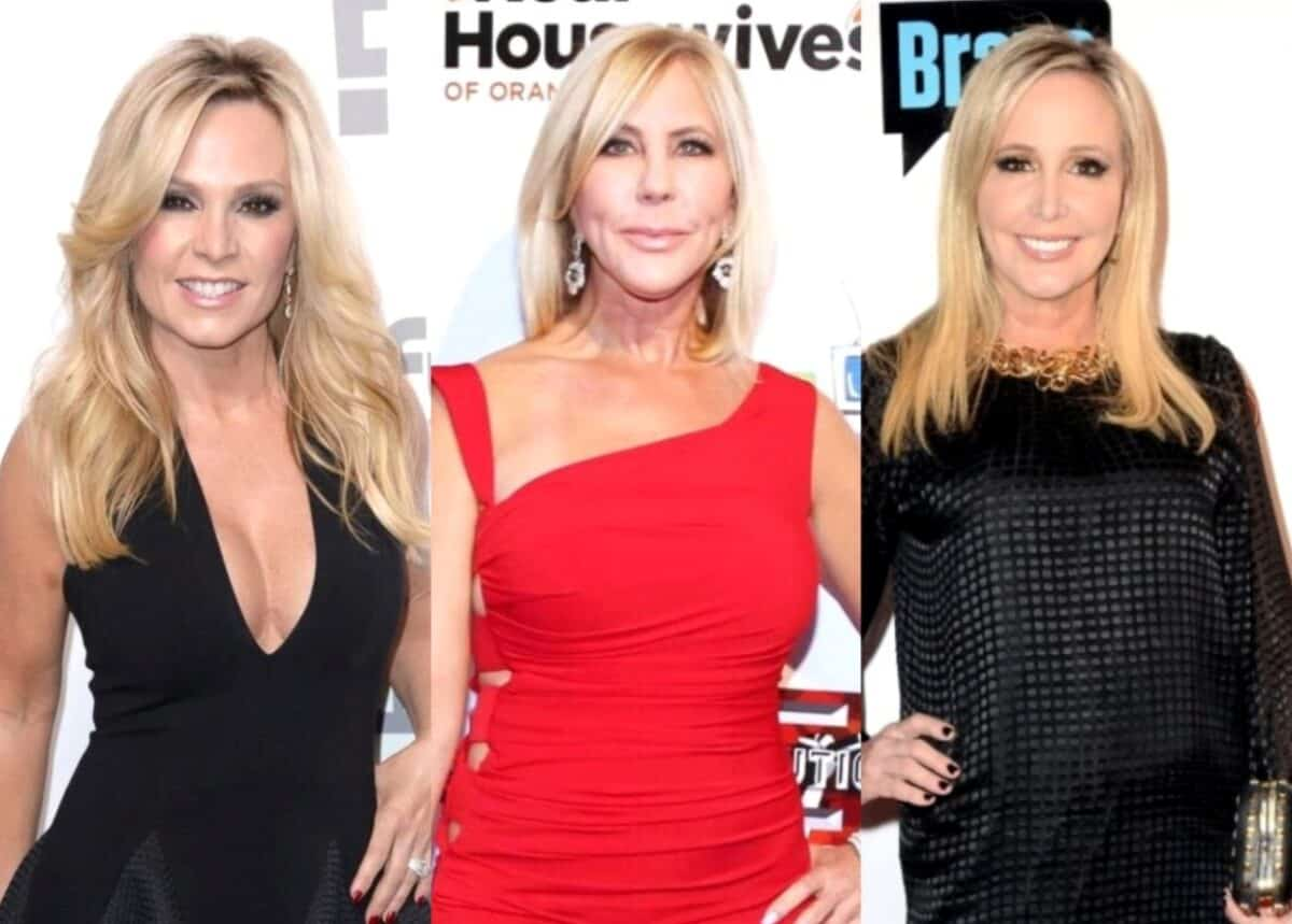 RHOC's Vicki Gunvalson, Tamra Judge, and Shannon Beador are Working on an Exciting New Project