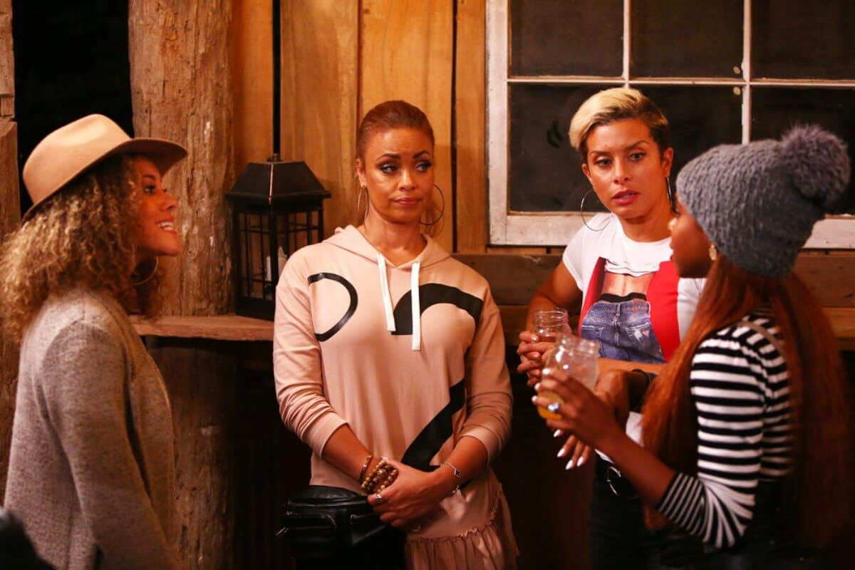 The Real Housewives of Potomac Recap: Pretty Spooky Stuff
