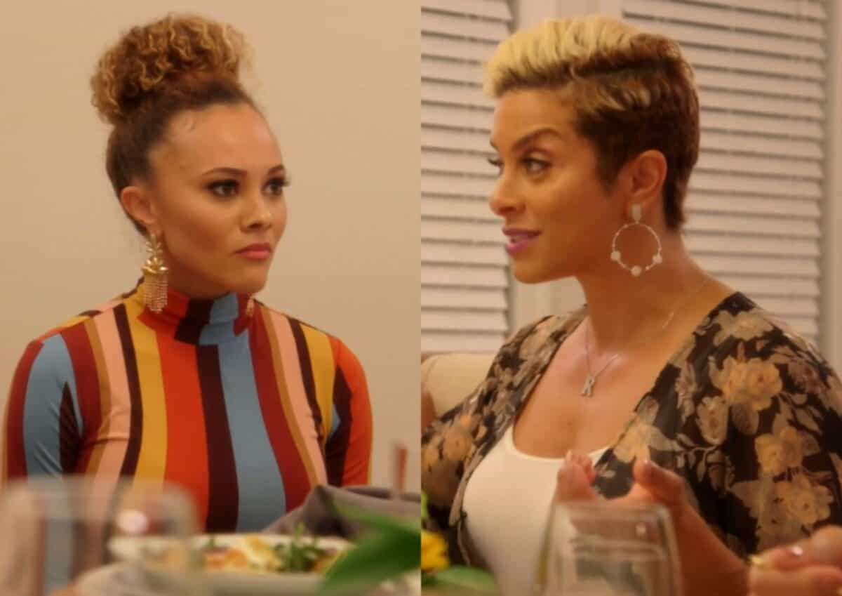 The Real Housewives of Potomac Recap: Ashley Gets Upset With Robyn When Confronted With Michael Rumors