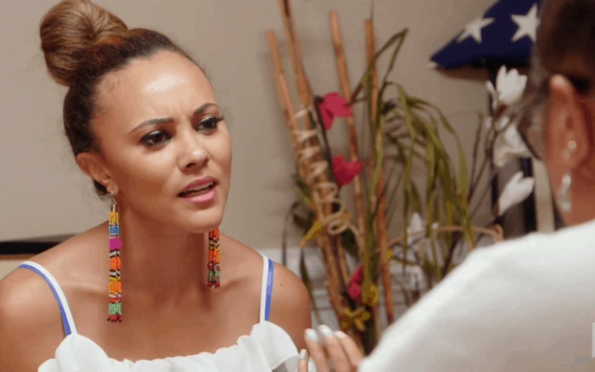The Real Housewives of Potomac Recap: Ashley Brushes Off Michael Accusations, Cries Over Dad