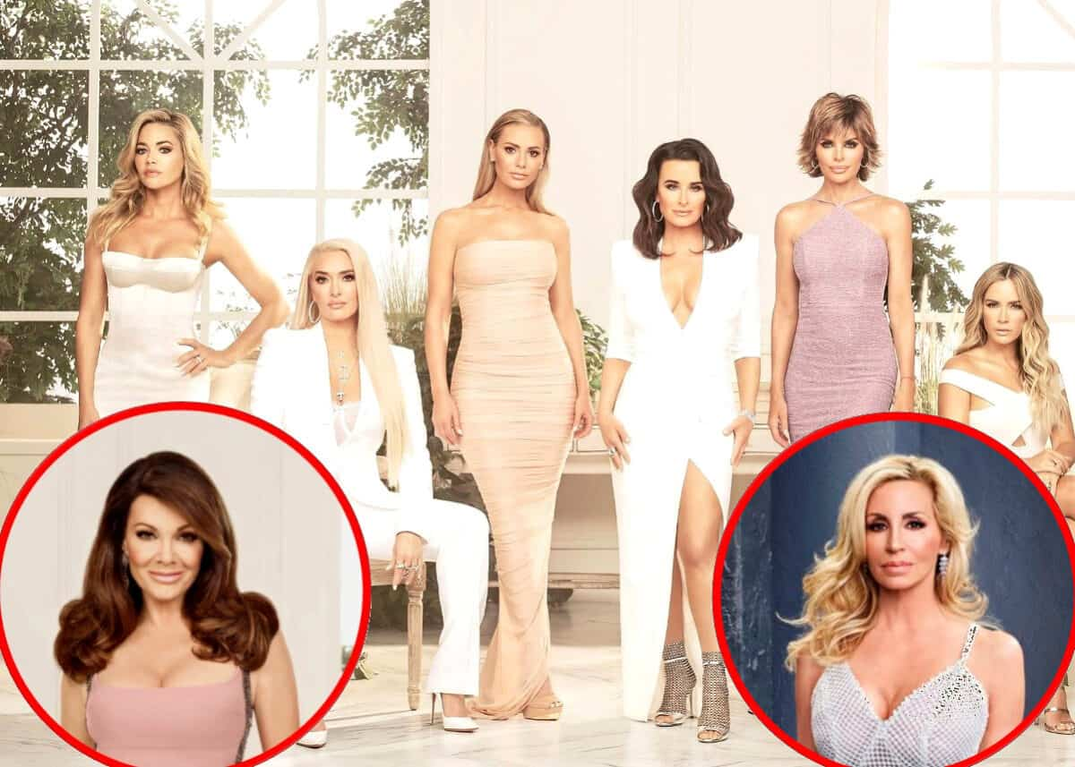 Here's Why the RHOBH Cast Doesn't Feel Guilty About How They Treated Lisa Vanderpump, Plus Are They Trying to Ice Out Camille Grammer?