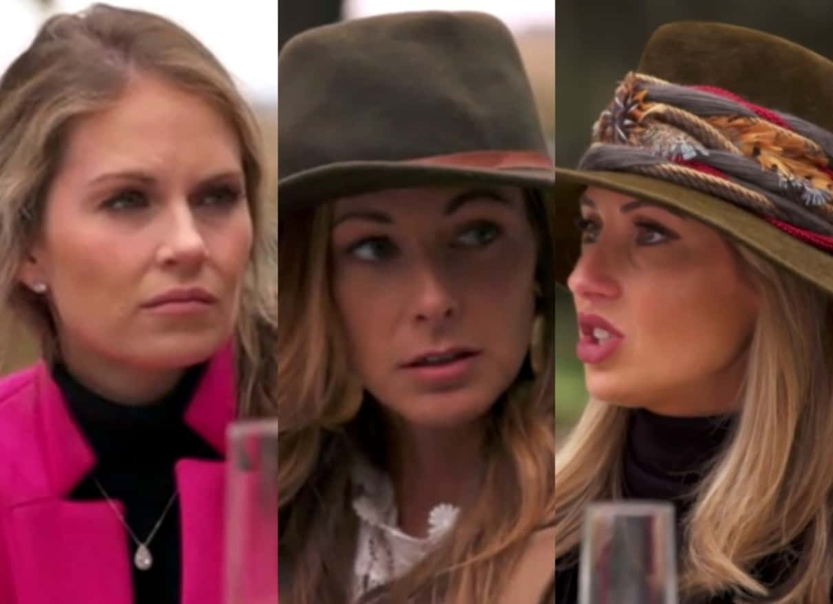 Southern Charm Recap: Ashley Apologizes For Her Past Behaviors