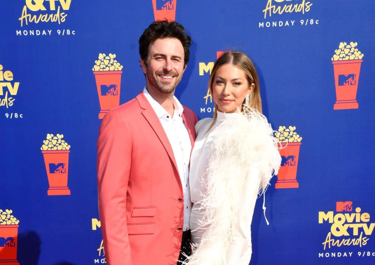 PHOTO: Vanderpump Rules' Stassi Schroeder and Beau Clark are Engaged, See Her Stunning Ring and the Reactions of Andy Cohen and Their Co-Stars