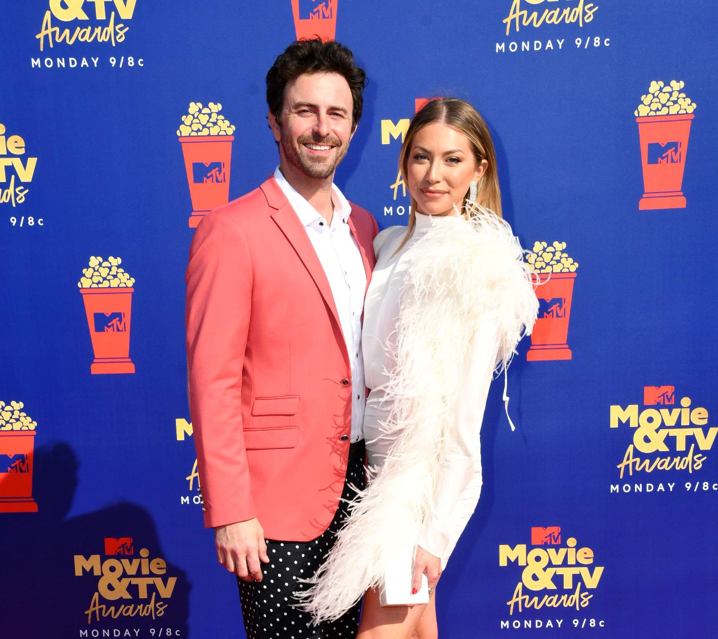 'Vanderpump Rules' Stassi Schroeder celebrates her engagement: 'I feel like Meghan Markle'