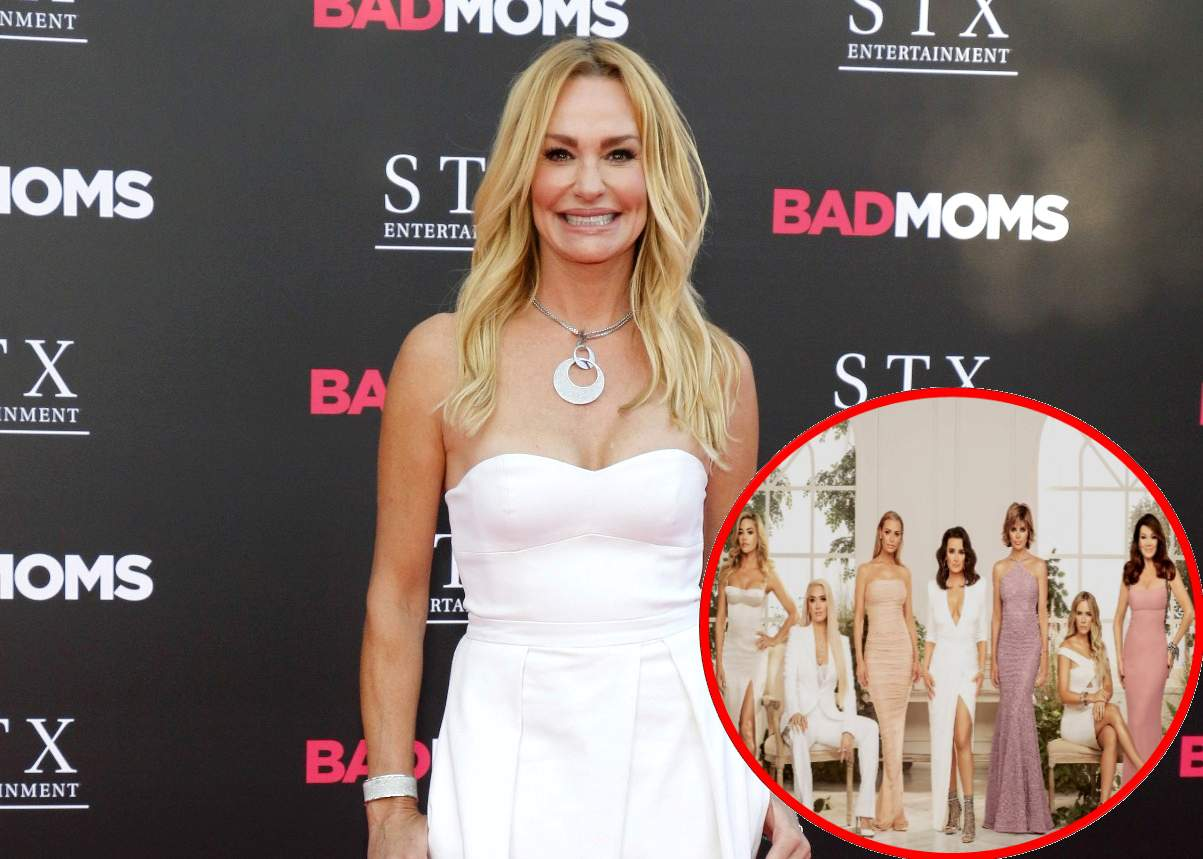 Taylor Armstrong Slams Current RHOBH Cast on Twitter
