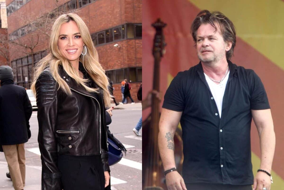 Teddi Mellencamp Reveals the One Thing Dad John Mellencamp Told Her Not to do Again on the RHOBH