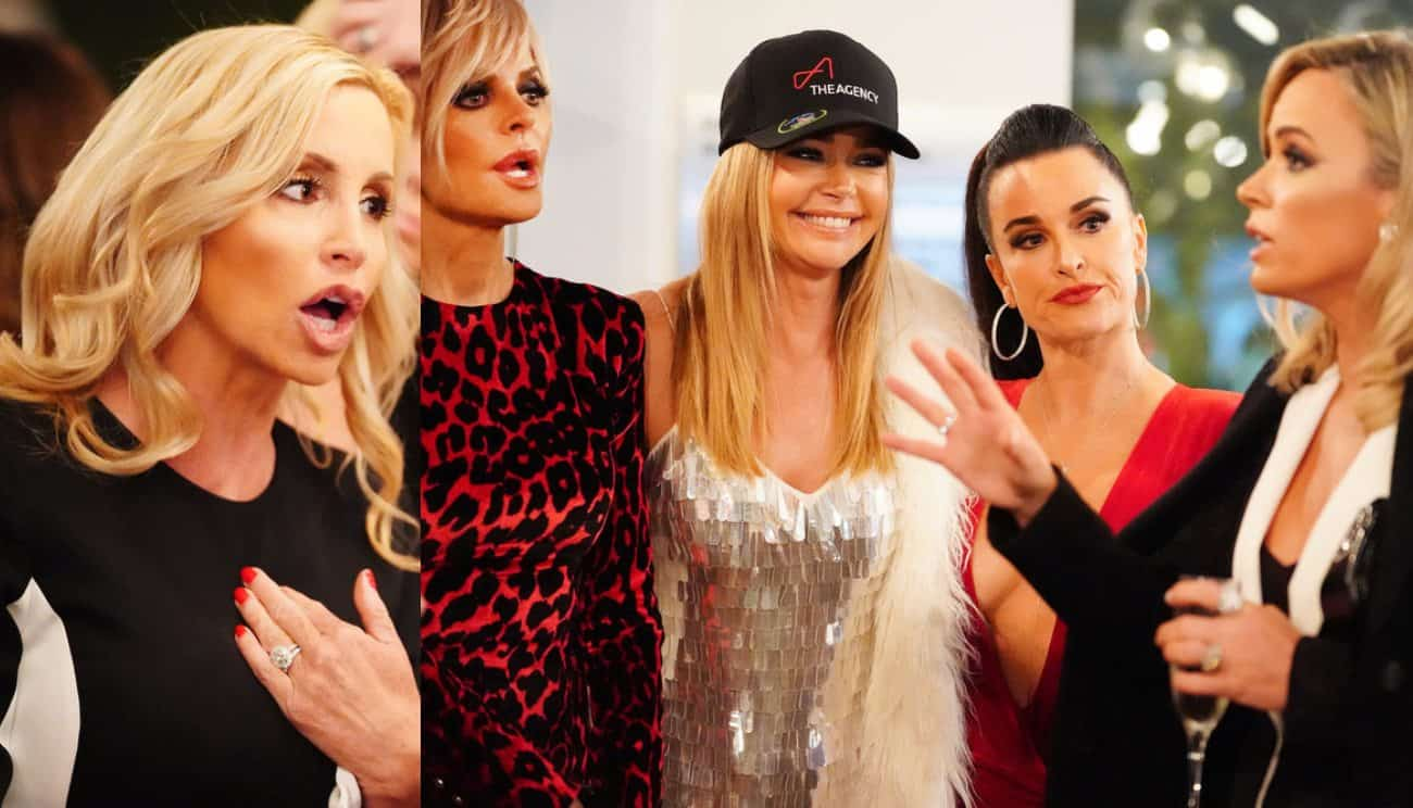 The RHOBH Finale Recap: Camille Fights Back and LVP's Not Interested in Making Amends