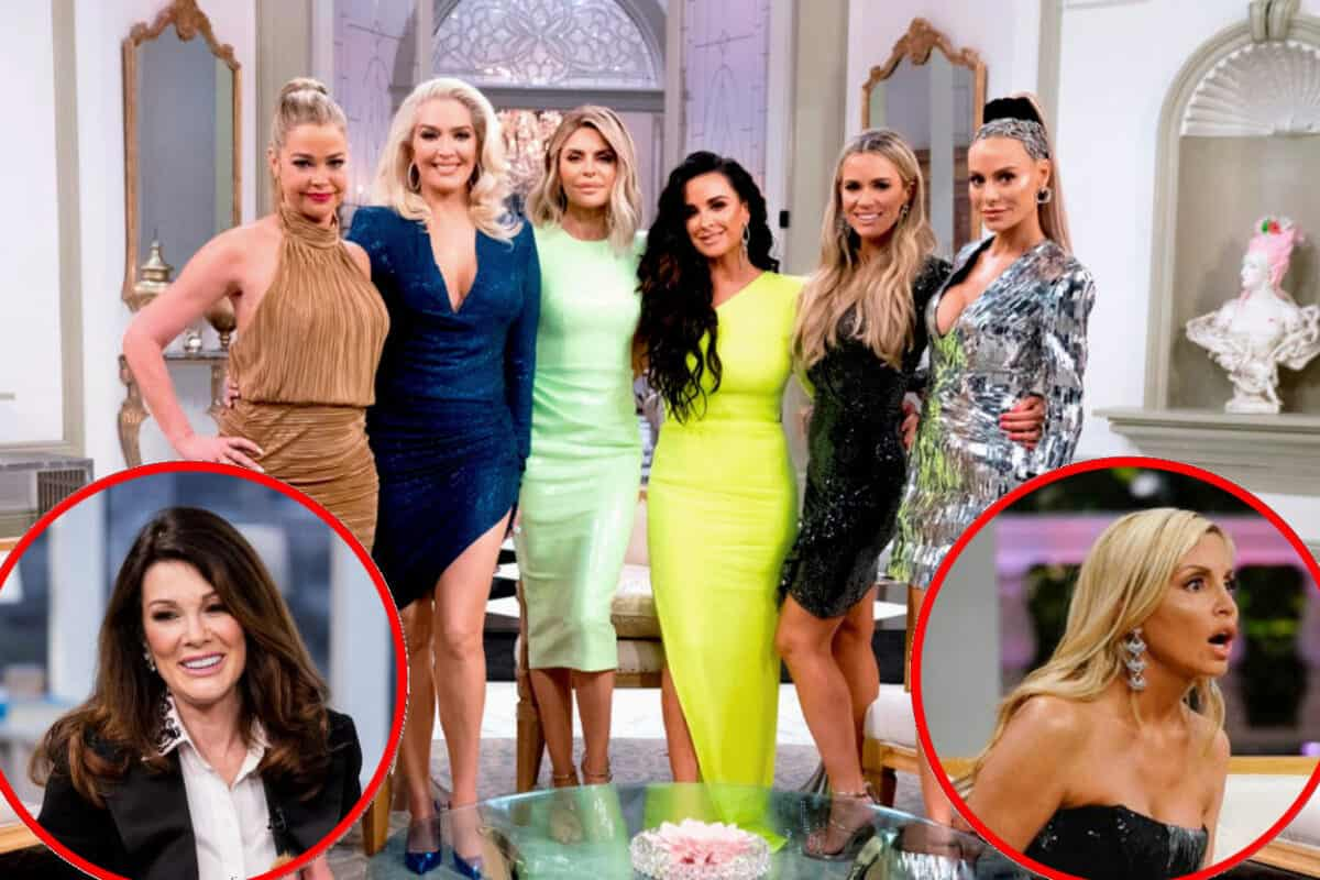 RHOBH Cast Fires Back at Claims New Season Lacks Drama, They Tease New Feuds With New Cast Members as Kyle Richards Suggests a Lisa Vanderpump Return Would Be 'Nostalgic'
