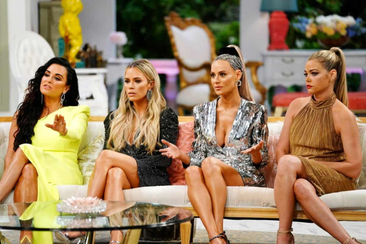 The RHOBH Reunion Recap (Part 1): LVP is a No-Show and Kyle Gets Crowned as Queen
