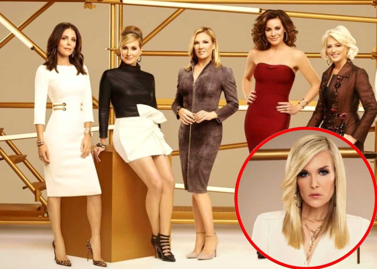 REPORT: RHONY Cast 'Feels a Bit Threatened by Tinsley' Amid Rumors of a Cast Shake Up, Find Out Why