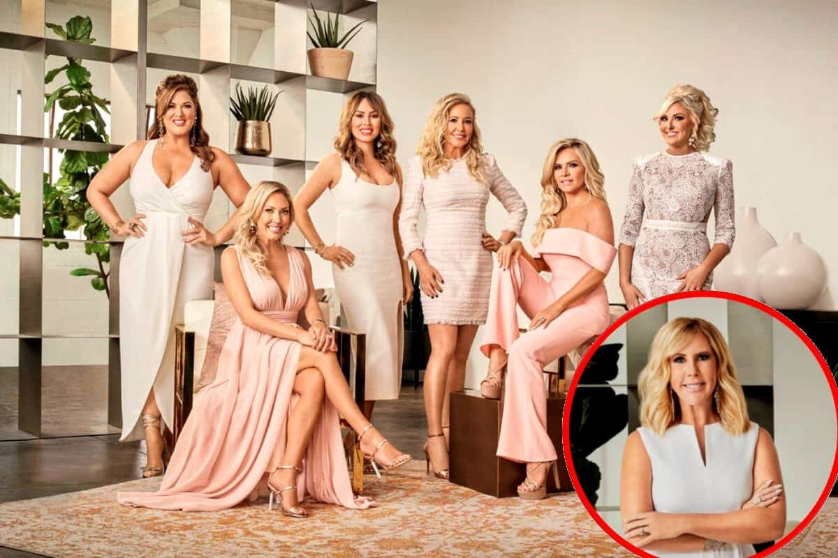 PHOTOS: RHOC Cast Films Season 14 Reunion! See Photos and Seating Chart, Plus What Vicki Gunvalson and Andy Cohen Said After the Taping