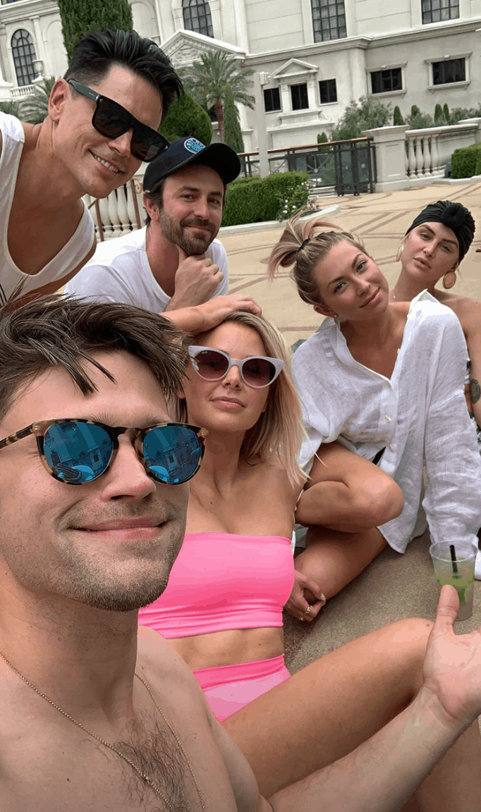 The Vanderpump Rules Cast In Las Vegas
