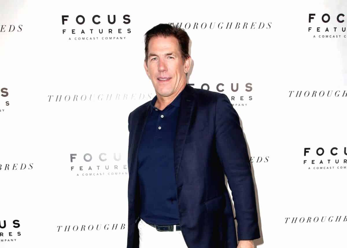 Thomas Ravenel Says He Was Asked to Return to Southern Charm for New Season, Find Out How He Responded to Bravo's Offer and What He's Saying About Claims of Being Fired