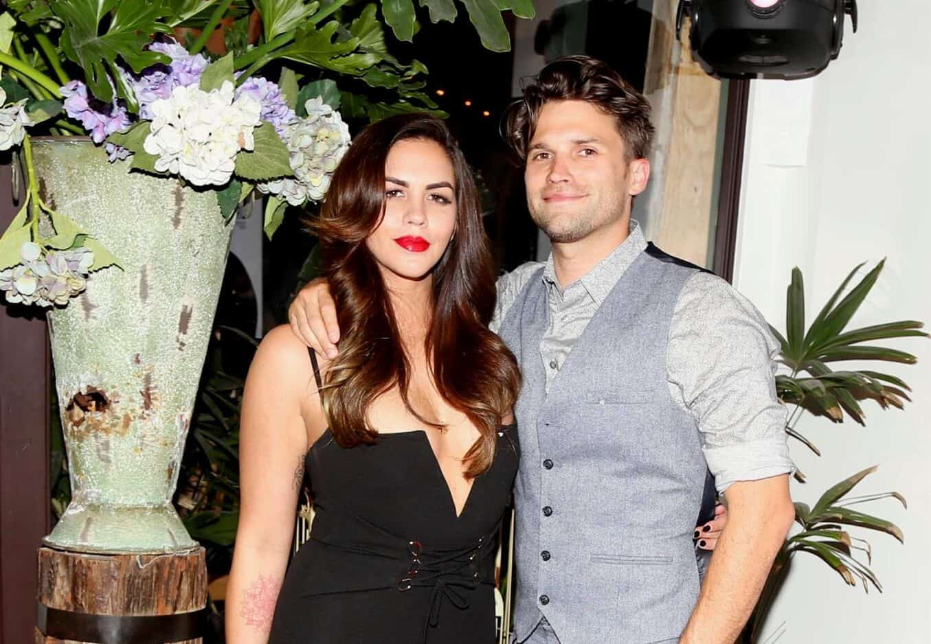 REPORT: Vanderpump Rules' Tom Schwartz and Katie Maloney Obtain Marriage License in Las Vegas After Revelation They Aren't Currently Married