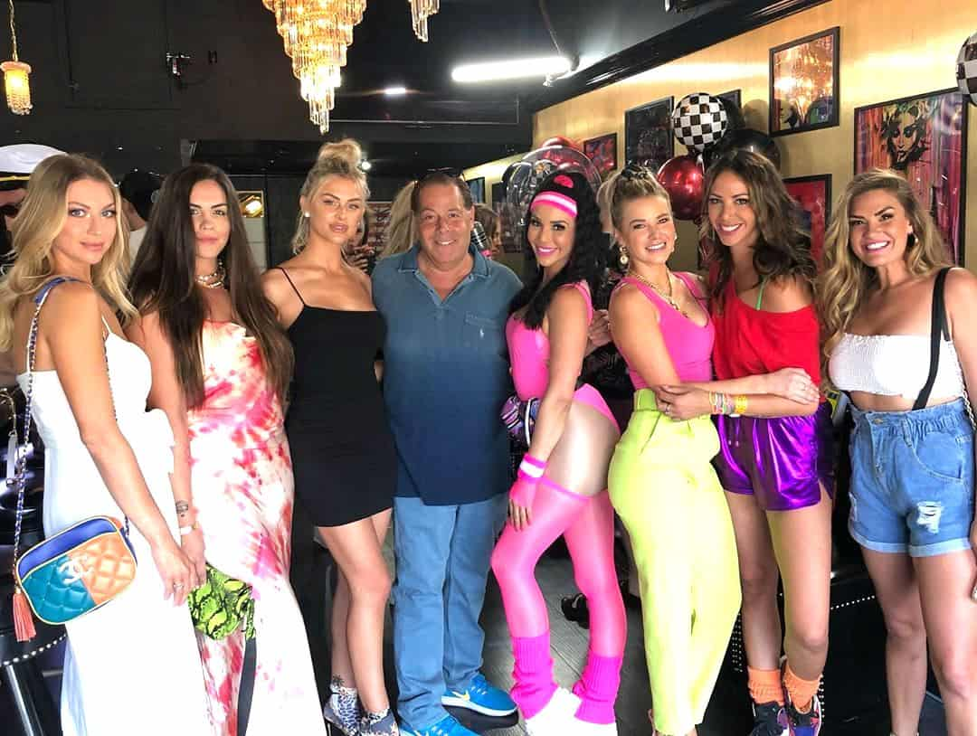 Vanderpump Rules Cast 80s Party for Jax Taylor's Birthday