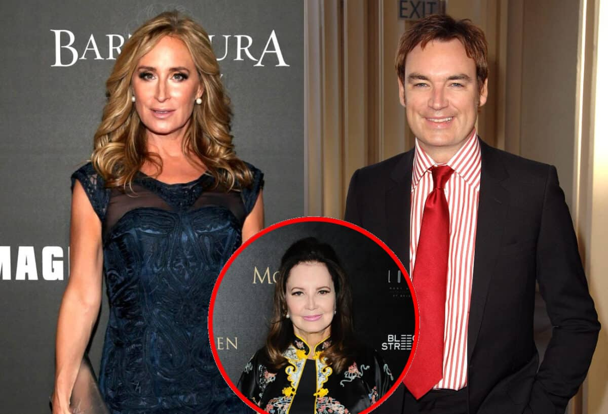 Did Southern Charm's Whitney Sudler-Smith Hook Up With RHONY Star Sonja Morgan? See His Mom Patricia Altschul's Shocking Instagram Comment!