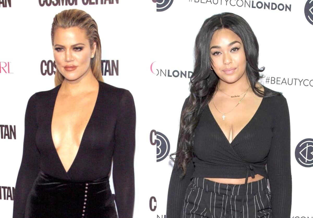How is Jordyn Woods Reacting to Khloe Kardashian's 'Fat-Shaming' Comment on KUWTK? Plus Khloe Faces Backlash!
