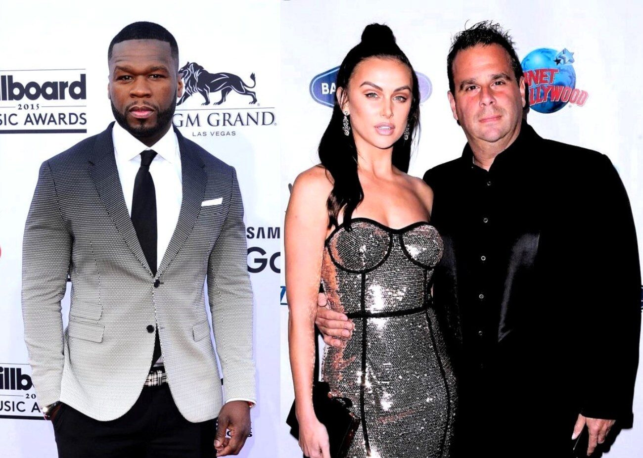 Rapper 50 Cent Trolls Lala Kent and Randall Emmett After Vanderpump Rules Stars Confirm Wedding Postponement