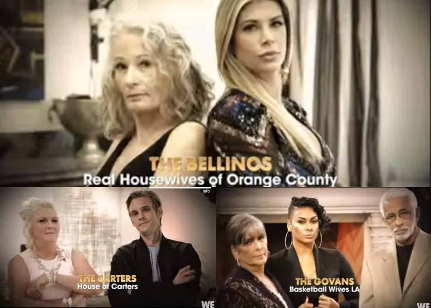 VIDEO: Former RHOC Star Alexis Bellino Joins Marriage Boot Camp: Family Edition With Her Mom, See the Video Trailer!