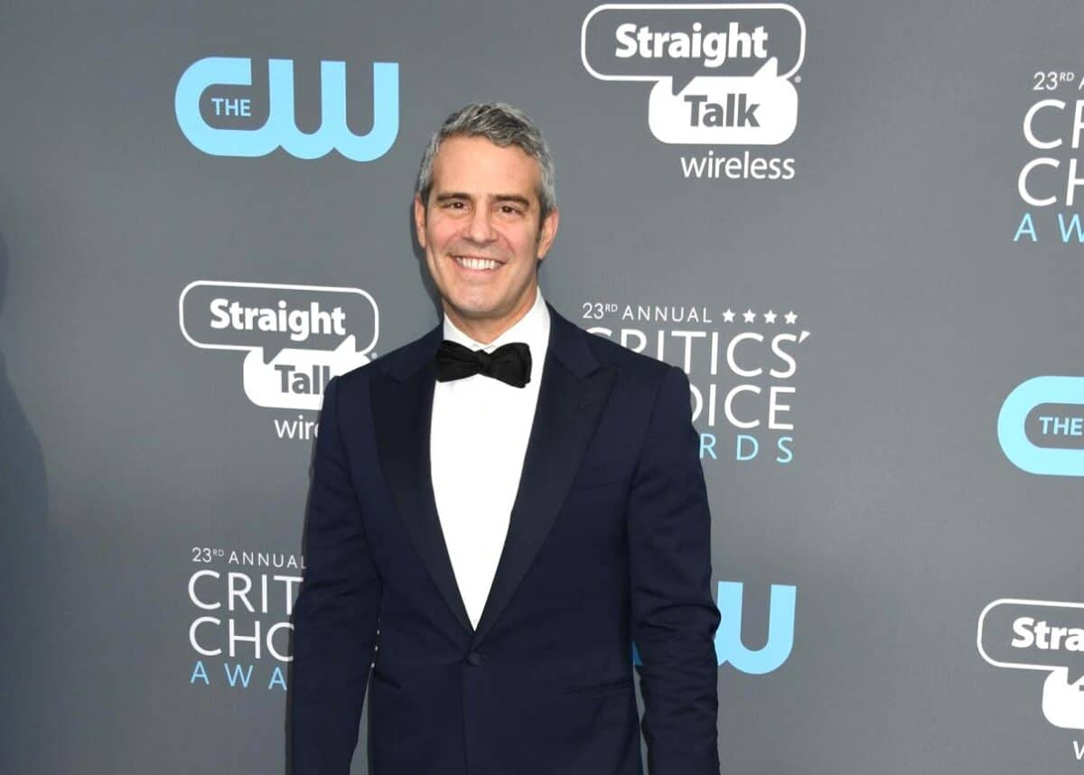 WWHL Host Andy Cohen Reveals the Most Annoying Part of Taping Reunions and Admits It's Hard to Stay Impartial, Plus He Dishes on How New Housewives Get Chosen