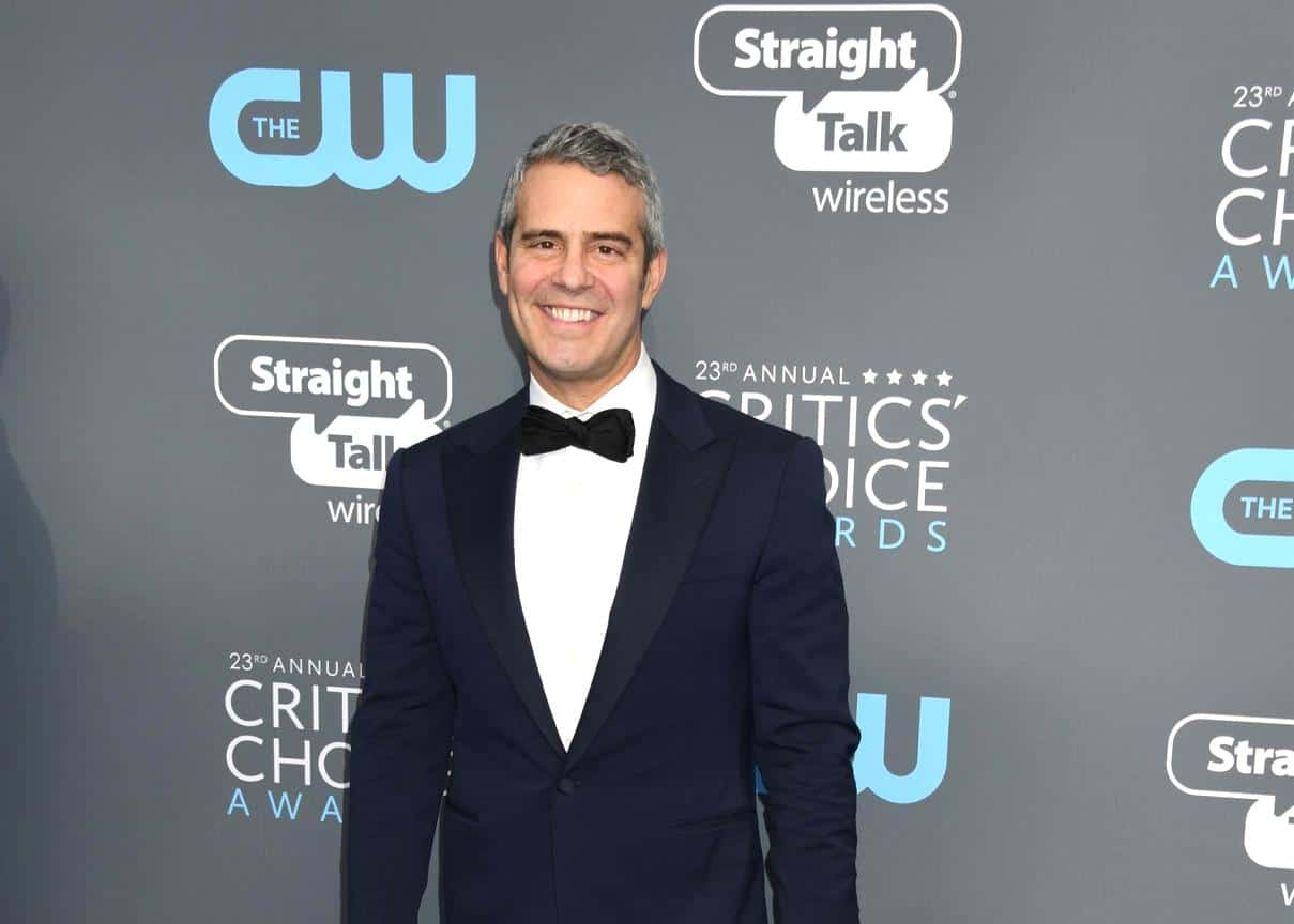 Andy Cohen Dishes On Which Real Housewives Don't Have His Phone Number, RHOC Being Nearly Scrapped, and Confirms Vicki Gunvalson Was Not the First Cast Member, Plus Talks RHOM Reboot