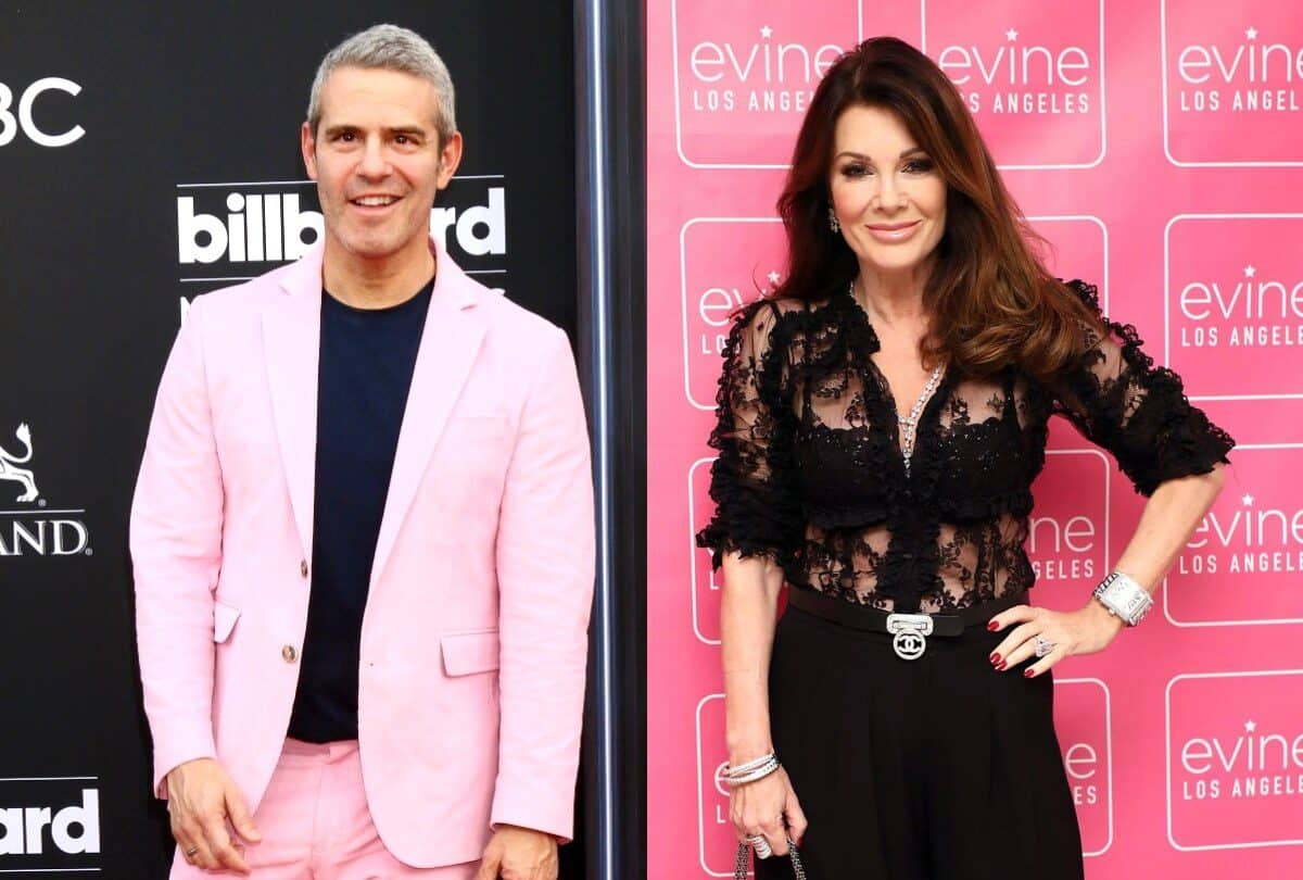 Andy Cohen Reveals If He's Still in Touch With Lisa Vanderpump and Reacts to Her Skipping the RHOBH Reunion, Plus He Looks Back on Star-Studded Baby Shower