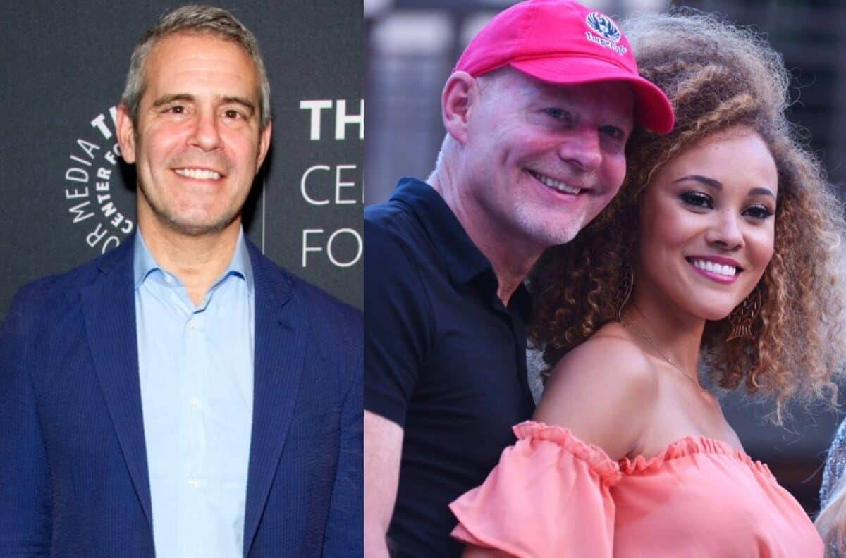 Andy Cohen Apologizes for RHOP Audio Mix-Up Involving Ashley Darby's Husband Michael Darby and Cameraman During WWHL