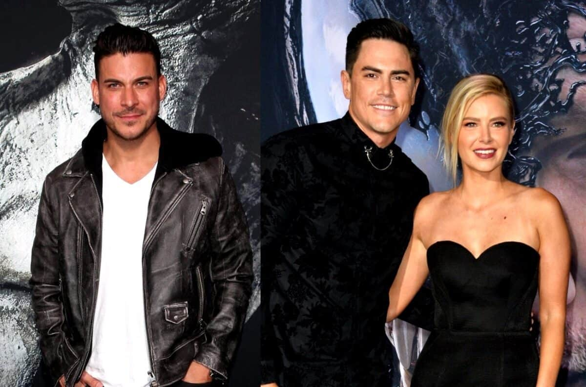 Find Out Why Jax Taylor Was Unfollowed by Vanderpump Rules Costars Tom Sandoval and Ariana Madix After Filming Latest Season