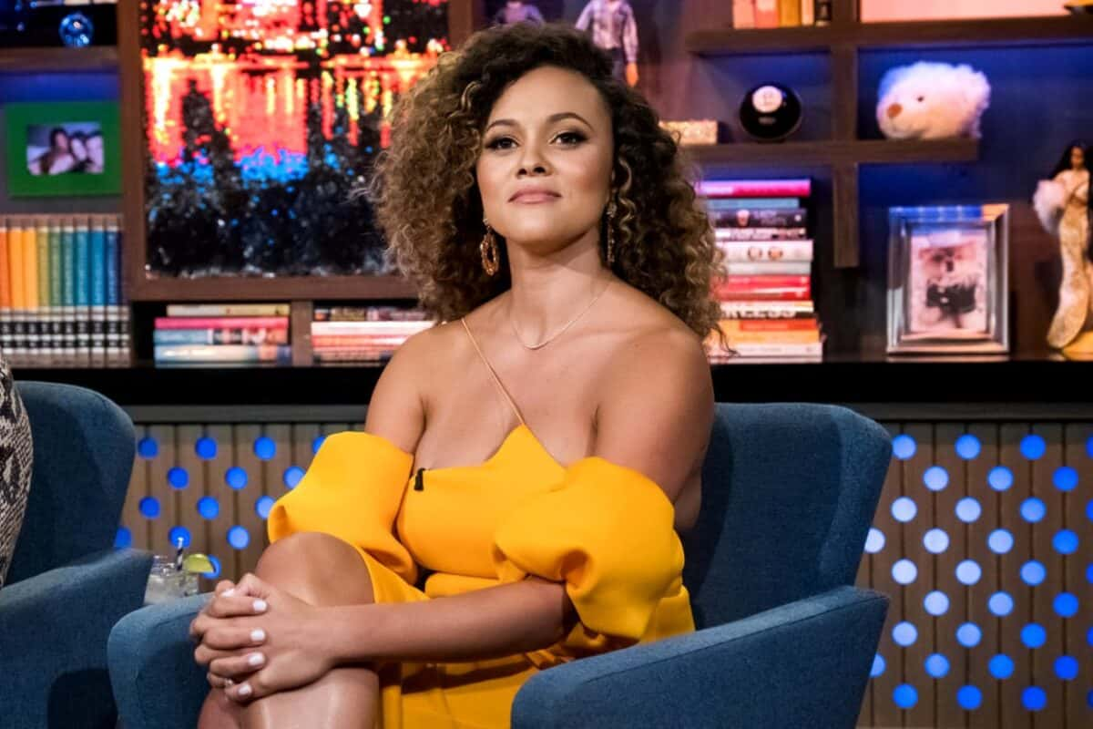 RHOP Star Ashley Darby Shares an Update on Estranged Father After He Shut the Door on Her, Plus She Slams Candiace and Katie