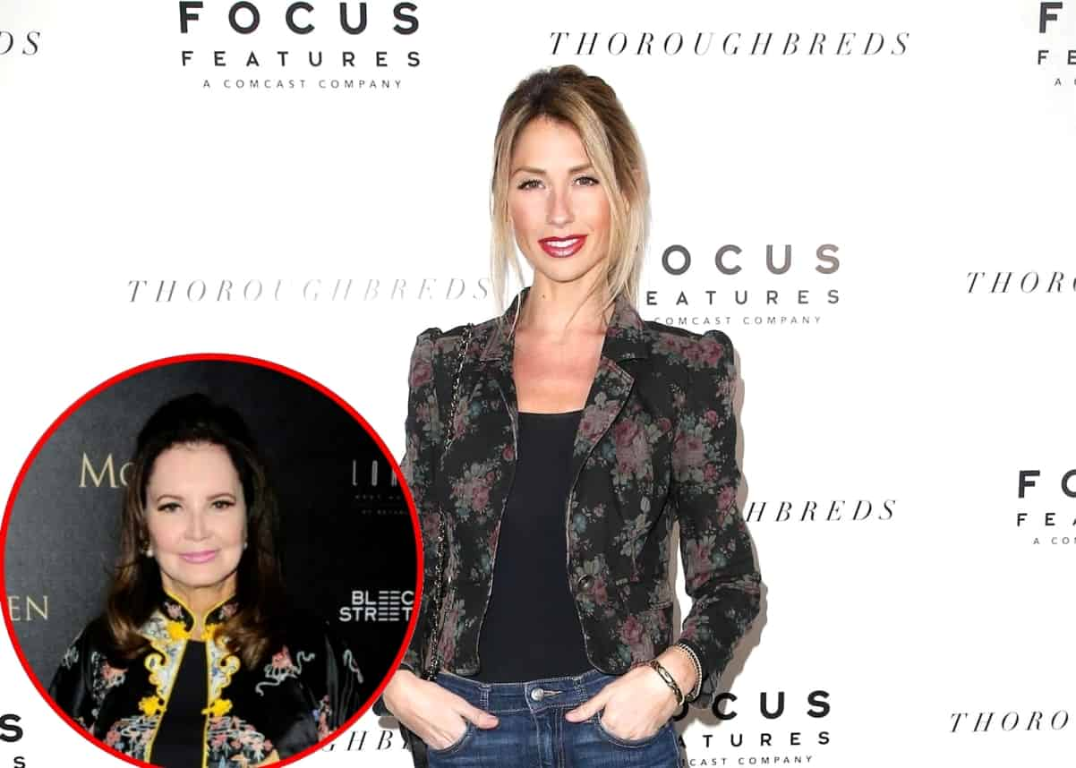 Southern Charm's Ashley Jacobs Looks Back on the Moment She Was Thrown Out of Patricia Altschul's Home