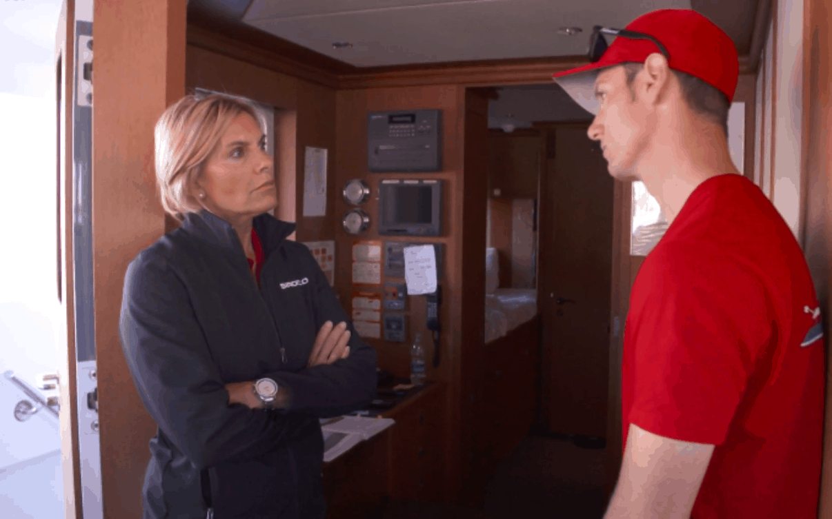 Below Deck Mediterranean Recap: Is Colin Really Done for the Season?