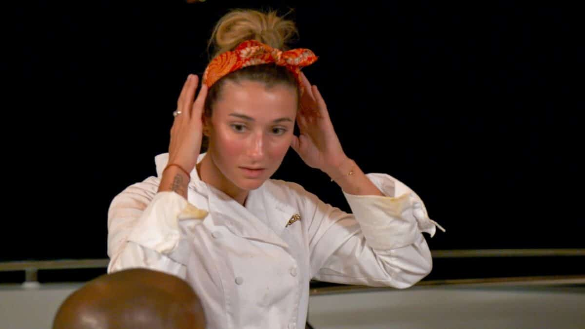 Below Deck Mediterranean Recap: Is Anastasia's Time as Chef Running Out?