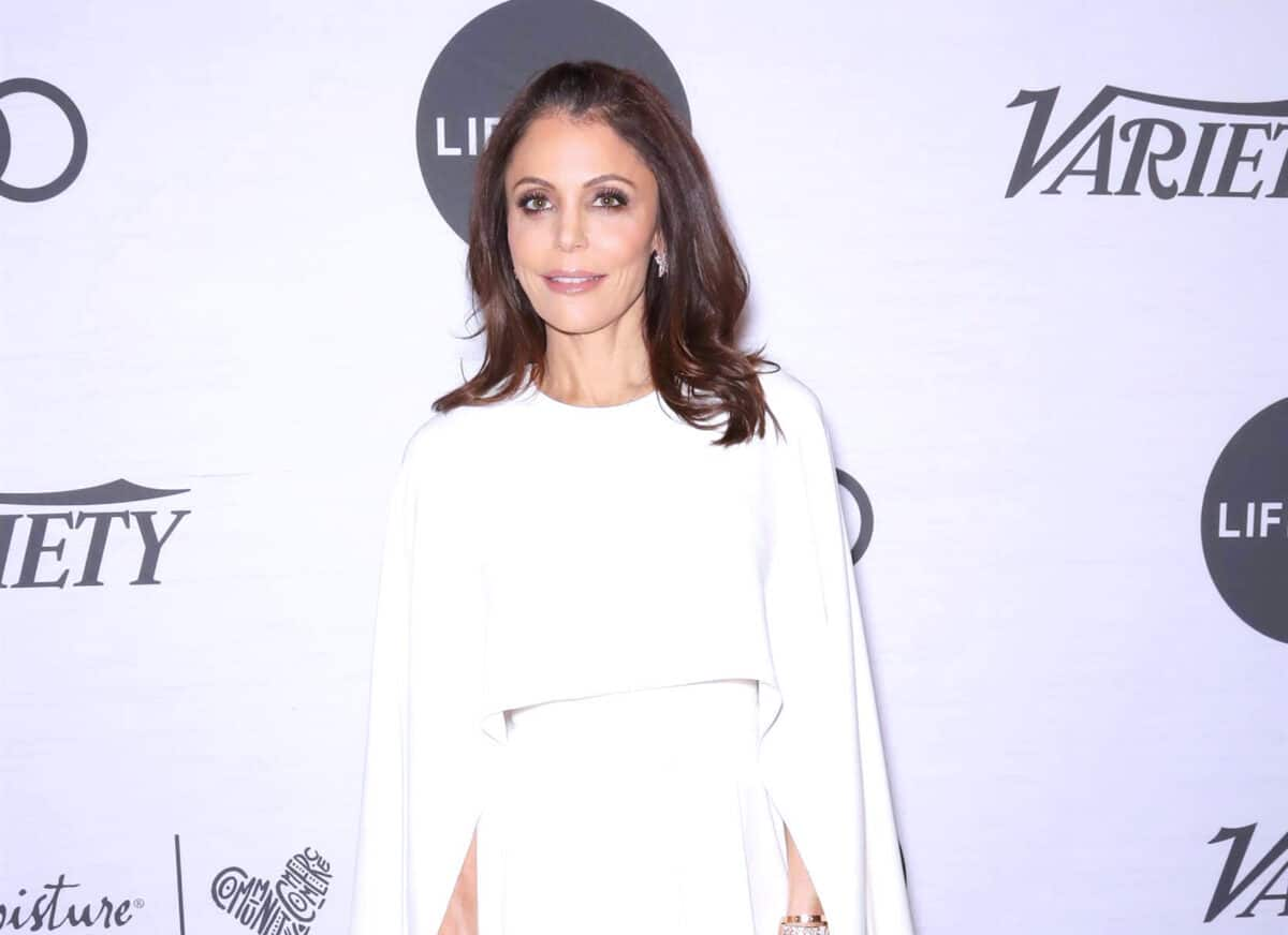 REPORT: Bethenny Frankel Not Married to Paul Bernon Despite Recent Tweet, Plus RHONY Castmates React to Her Sudden Exit From Show