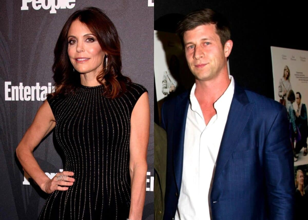 RHONY Star Bethenny Frankel Reveals She is Married to Paul Bernon in Shocking Twitter Post Days After Quitting the Show