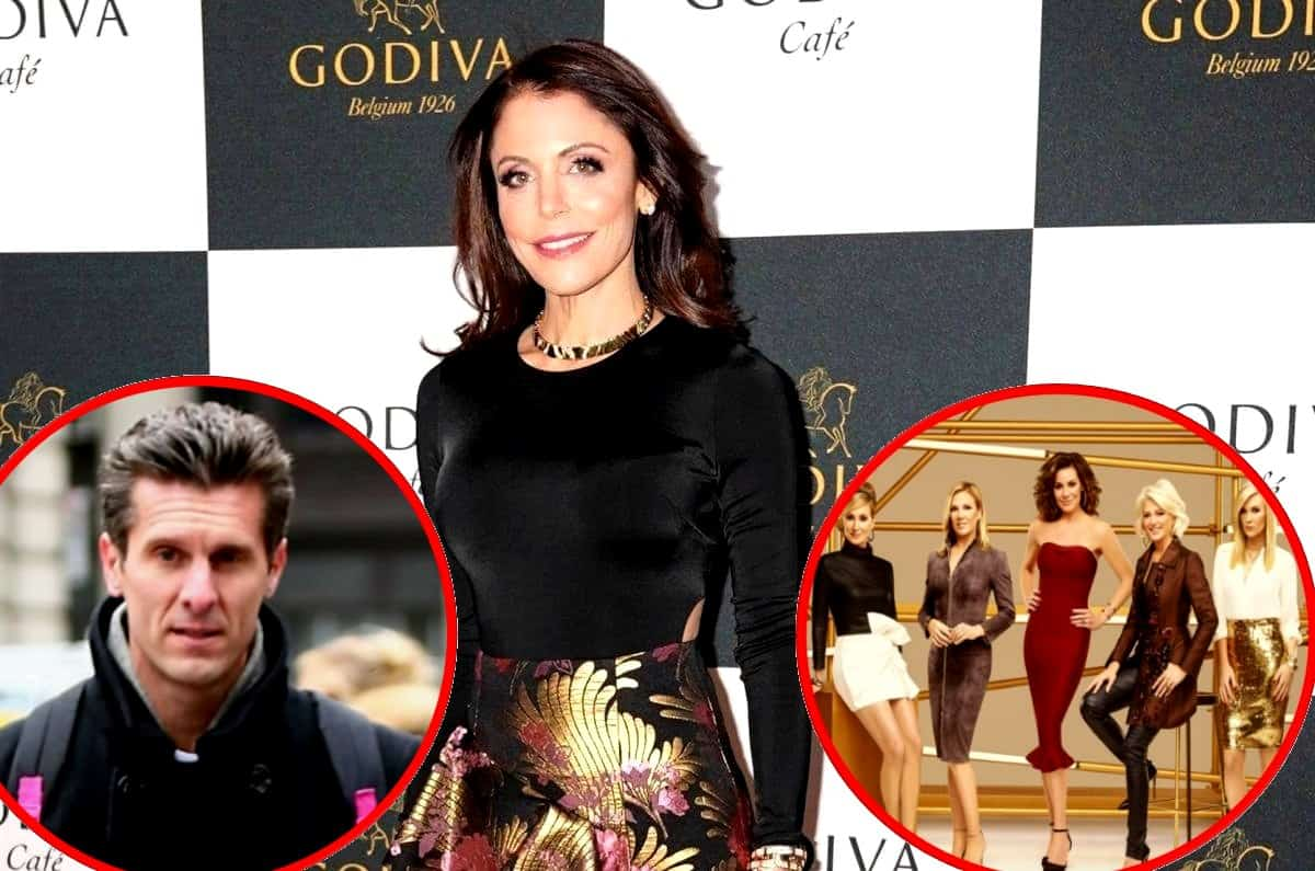 "Jason Hoppy's Attorney Accuses Bethenny Frankel of Holding Up Divorce as Bethenny Clarifies ""Married"" Tweet, Plus Did Any Cast Members Know Bethenny Was Quitting in Advance?"