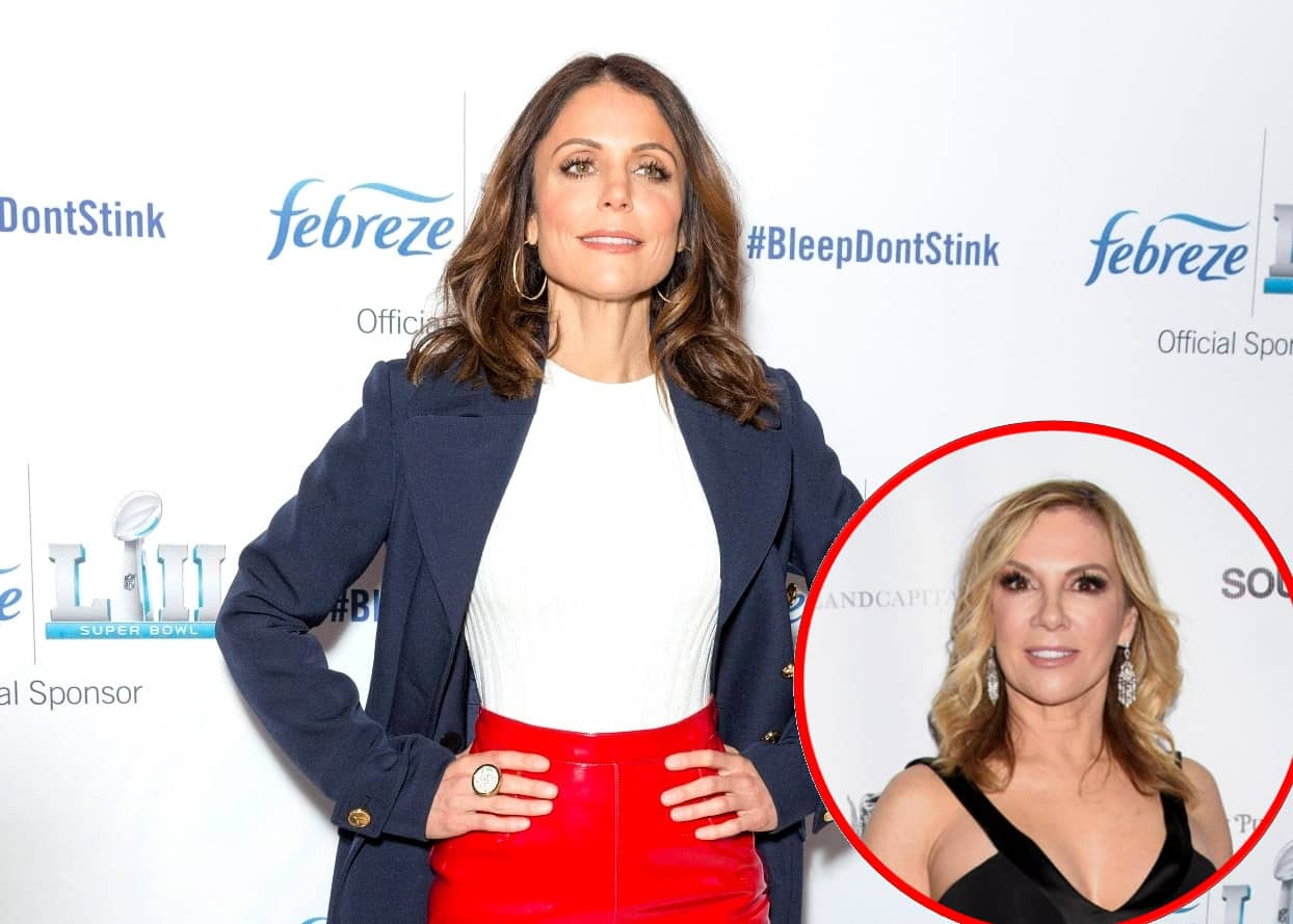 Is This the Real Reason Bethenny Frankel is Quitting RHONY? Plus Ramona Singer Upset Bethenny Didn't Tell Cast She Was Leaving