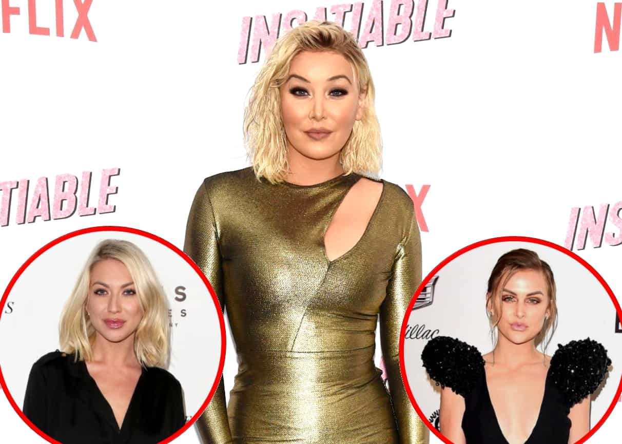 Billie Lee Reveals Where She Stands With Stassi Schroeder and Lala Kent