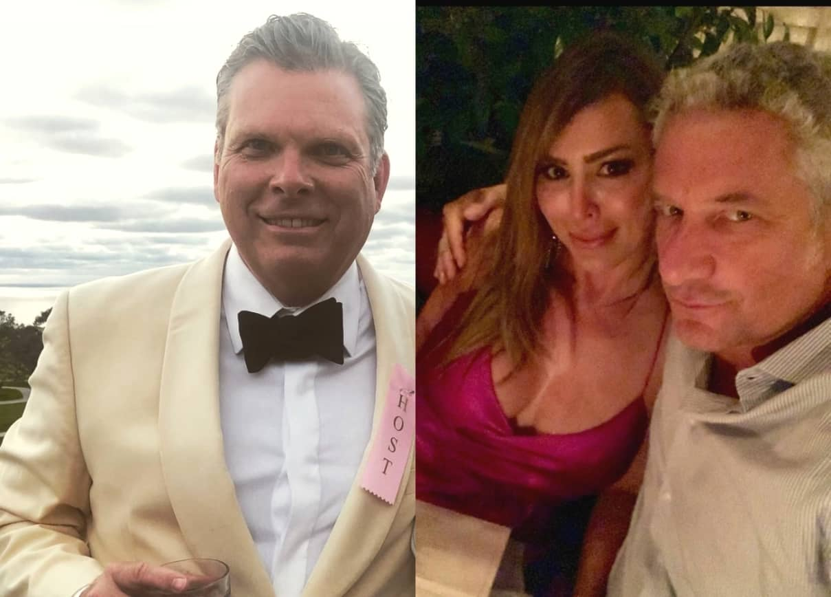 Dr. Brian Reagan Reacts to RHOC Star Kelly Dodd's New Boyfriend Rick Leventhal
