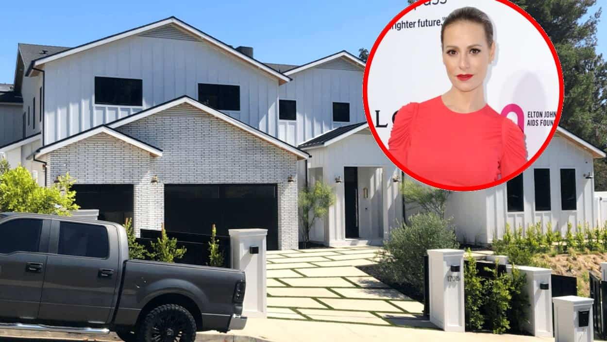 PHOTO: RHOBH Star Dorit Kemsley Buys New $6.5 Million Mansion Amid Ongoing Financial Issues and Lawsuits