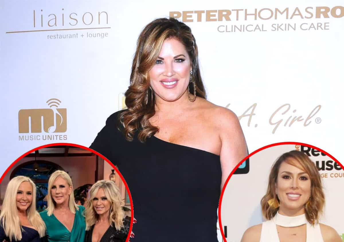 RHOC's Emily Simpson Hints That Cast is Trying to Get Her and Kelly Booted Off the Show, Plus Tamra Teases About Major Drama to Come and RHOC Live Viewing Thread!