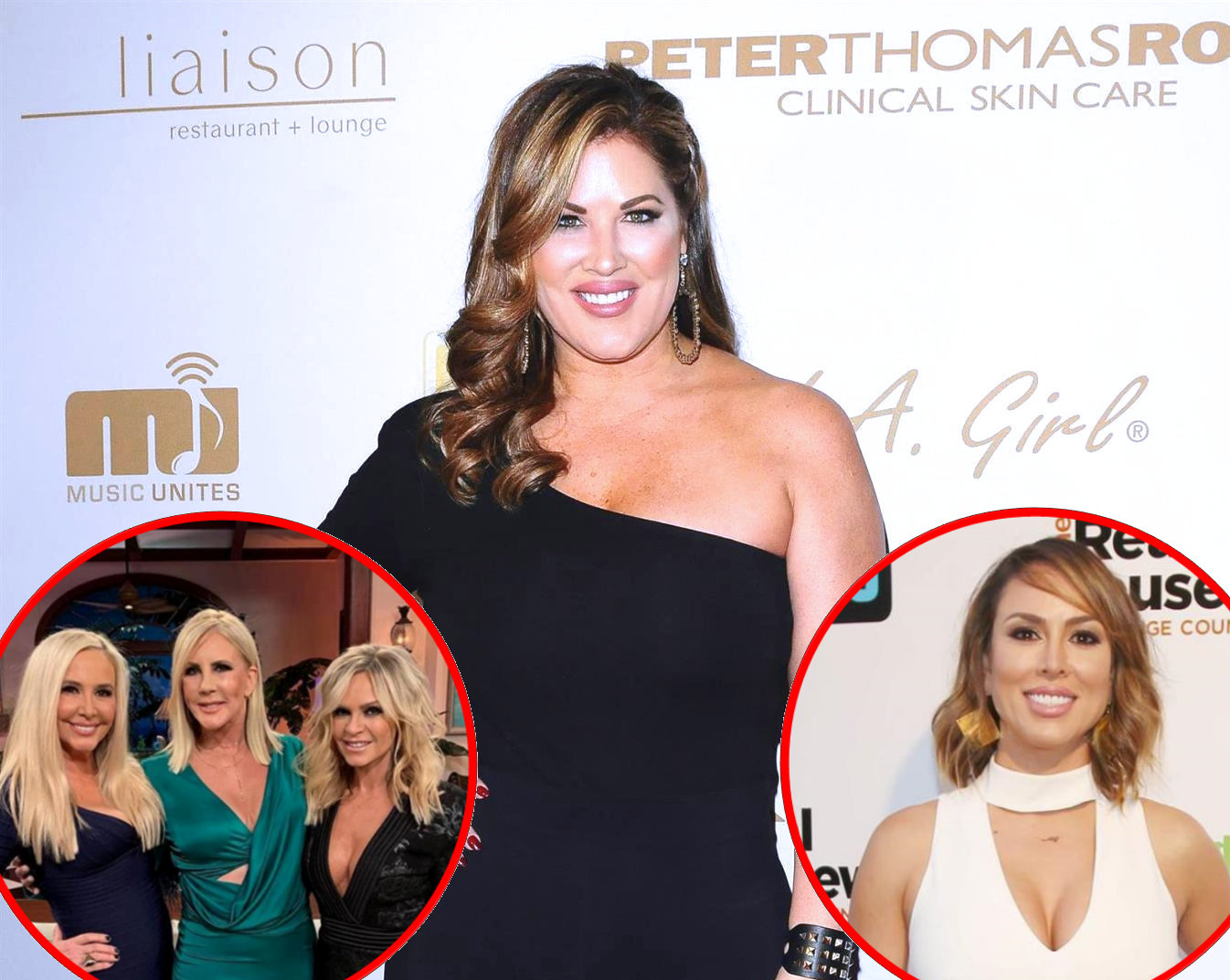 RHOC Star Emily Simpson Reveals Why She Can't Trust the 'Tres Amigas' Vicki, Shannon and Tamra, Plus Where She Stands With Kelly Dodd
