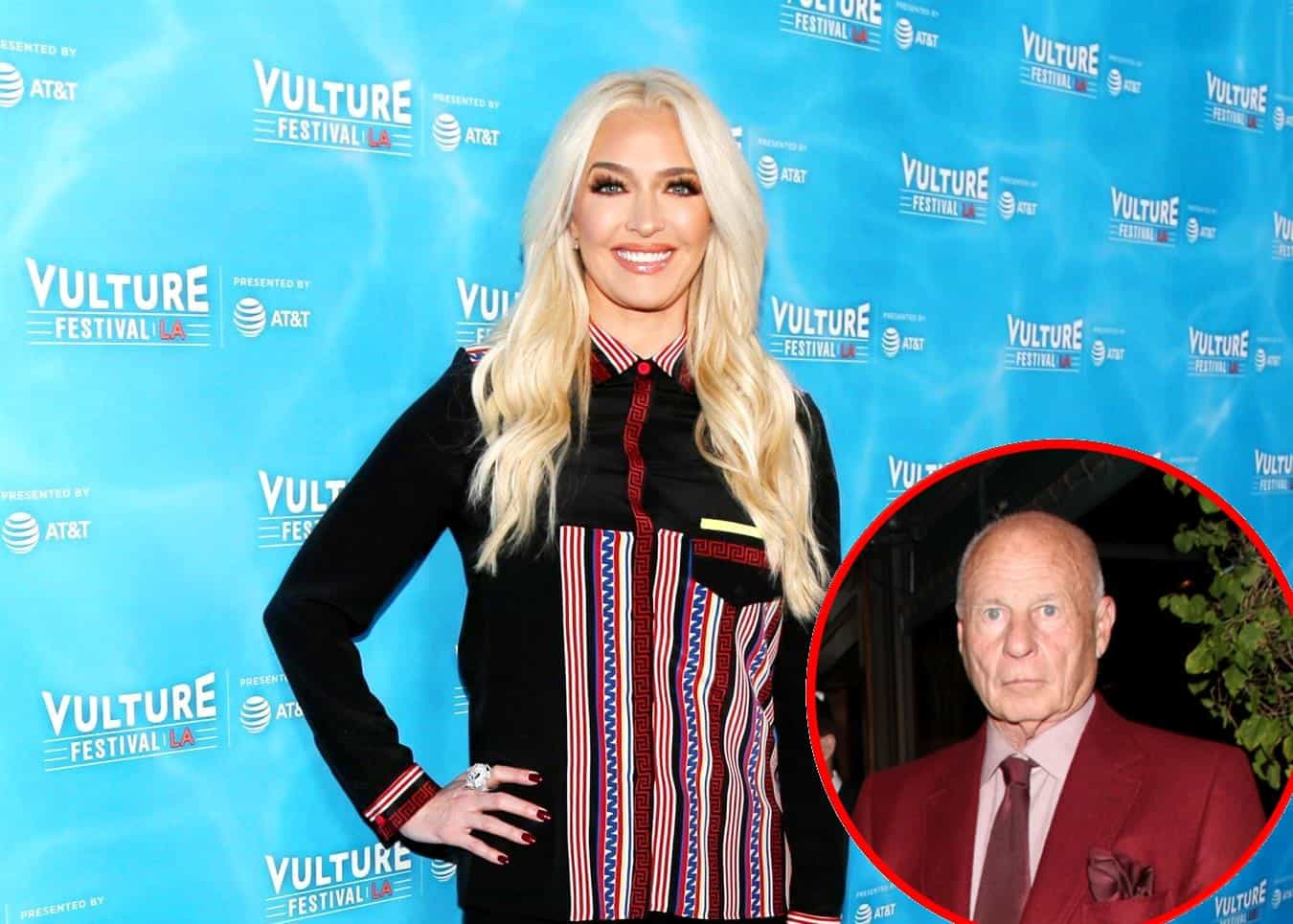 Judge Warns Erika Jayne Not To Sell Frozen Assets Or Community Property Amid Husband Tom Girardi's Involuntary Bankruptcy, Plus Photo of RHOBH Star as She's Spotted Without Wedding Ring for First Time Since Divorce Filing