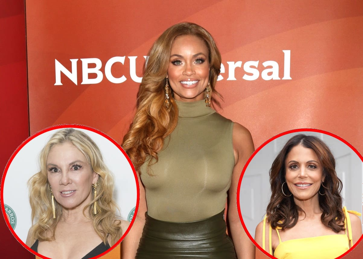 Gizelle Bryant Addresses Her Future on RHOP, Reveals if Ramona Singer Apologized to Her and Talks Bethenny Frankel's Exit From RHONY