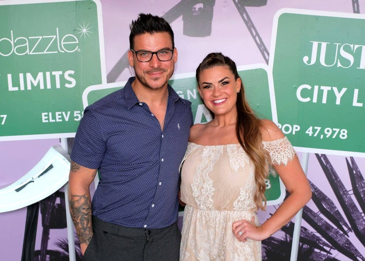 Vanderpump Rules' Jax Taylor Reveals the Real Reason Why He Doesn't Wear His Wedding Ring