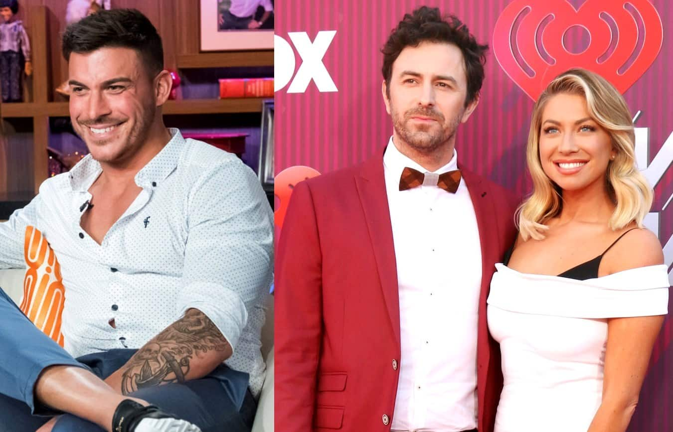 PHOTOS: See Jax Taylor's Over-the-Top Reaction to Ex Stassi Schroeder's Engagement to Beau Clark! Plus Vanderpump Rules Cast Celebrates the News at Lisa's Home