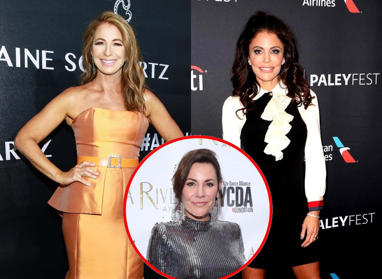 Jill Zarin Teases Possible RHONY Return After Bethenny Frankel's Exit, Does Luann de Lesseps Want Her Back?