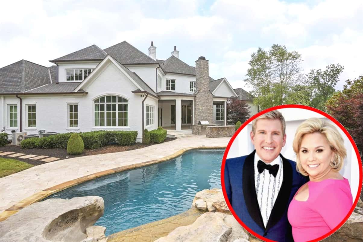 PHOTOS: Chrisley Knows Best's Todd Chrisley and Wife Julie List Tennessee Home for $4.699 Million