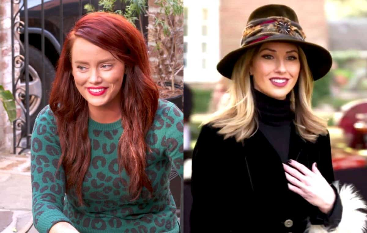 Kathryn Dennis Disses Ashley Jacobs and Shares Unseen Footage From Southern Charm Finale Episode, See How Ashley is Clapping Back
